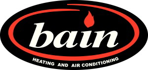 Bain Heating and Air Conditioning logo